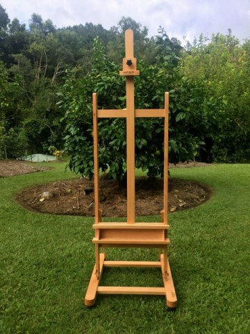 Timber Easel $100