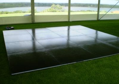 Outdoor Dance Floor $480