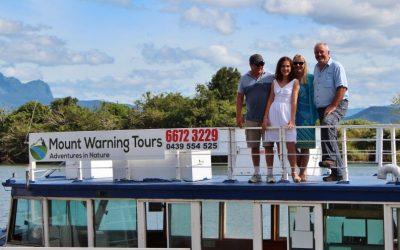 Tweed River boat cruises