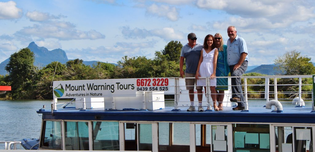 Tweed River boat cruises
