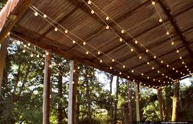 Festoon Lighting $150