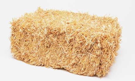 A bale of hay $15