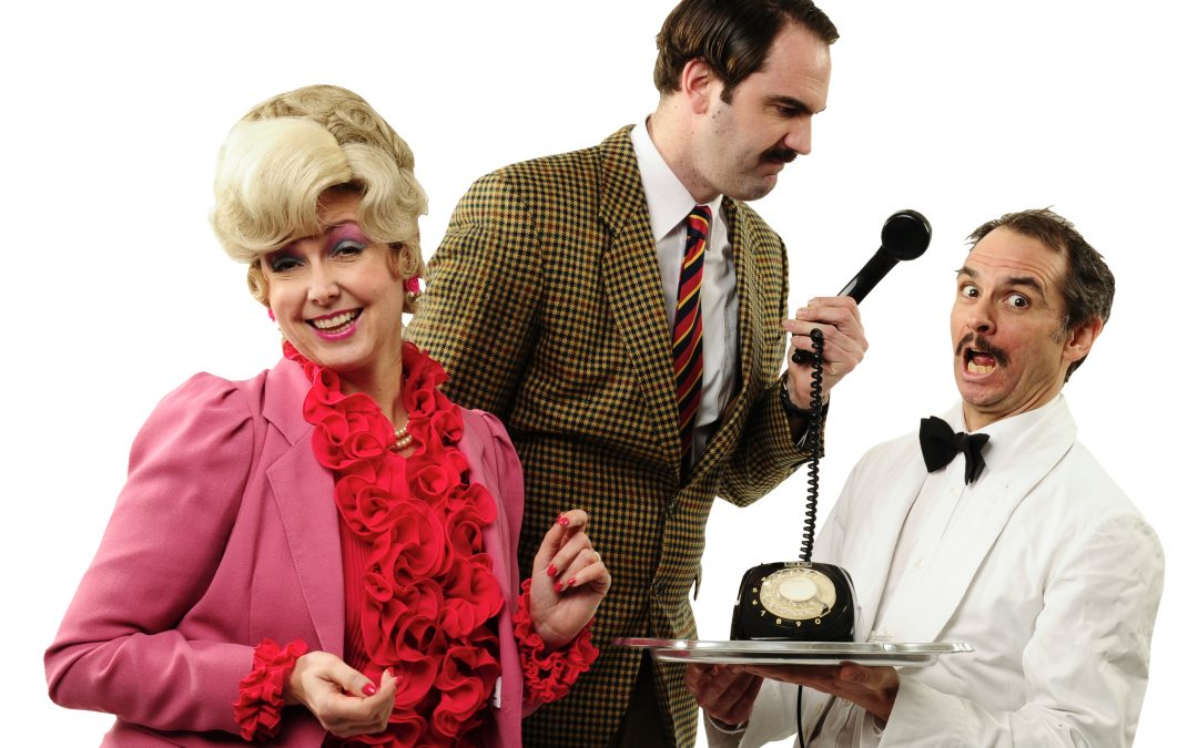 November 1st 2017, Fawlty Towers the Dining Experience